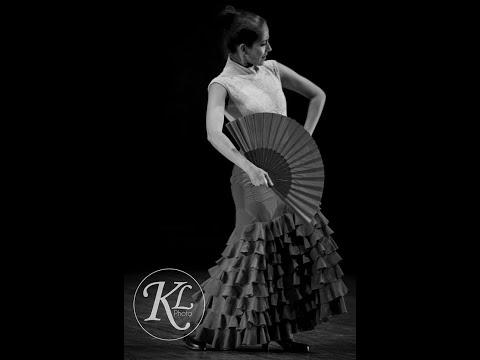 Colombiana (flamenco) Karla Guzmán .
