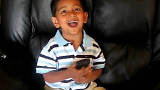 Pranav sings Ruk Ja O