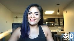 Cynthia Calvillo on headlining her first UFC fight vs. Jessica Eye, moving to flyweight division