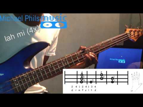 Bass line cover of
