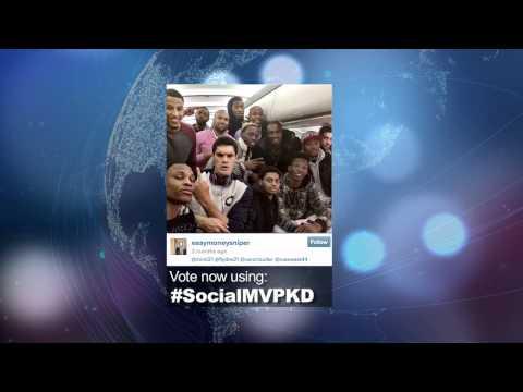 2014 NBA Social Media Awards MVP Nominee: Kevin Durant
