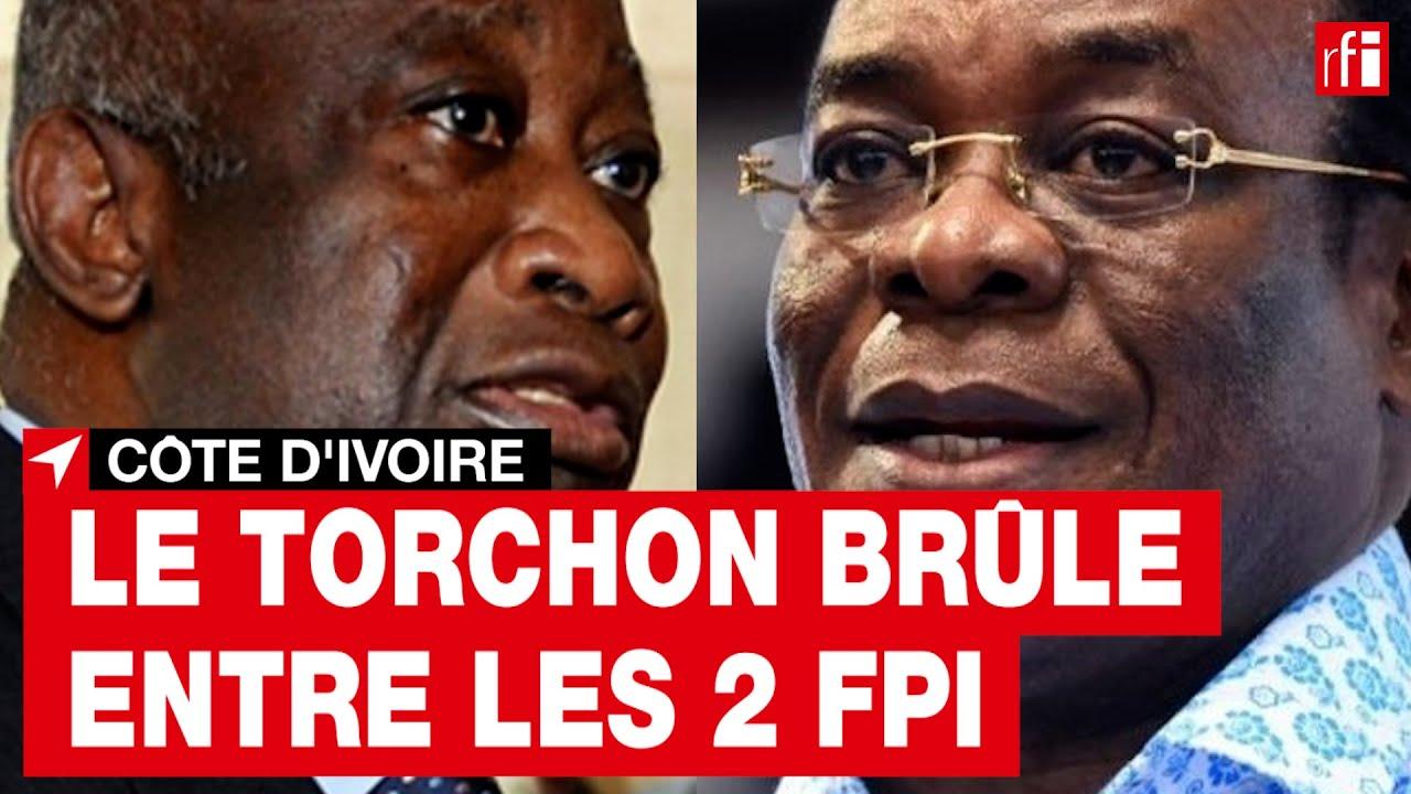 Download Côte d'Ivoire : le torchon brûle entre les 2 FPI • RFI