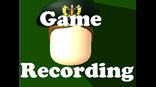 Roblox riot in game (game recording)