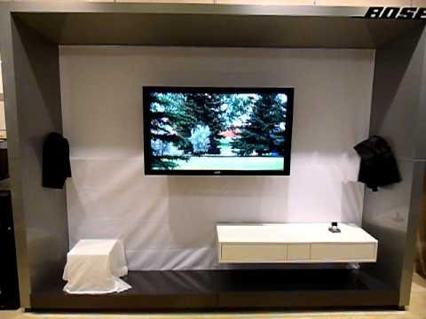 Bose Videowave Demostracion Tv