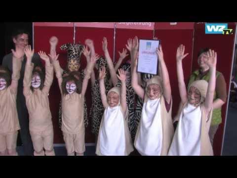 Begeisterung beim WZ-Schulpreis 2014
