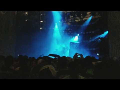 Deadmau5 as alias Testpilot HILARIOUS FAIL!! at Movement Detroit 5/28/2017.