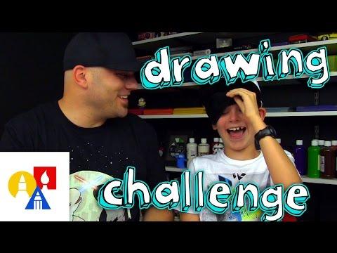 Drawing Challenge + SYA 7 27 15