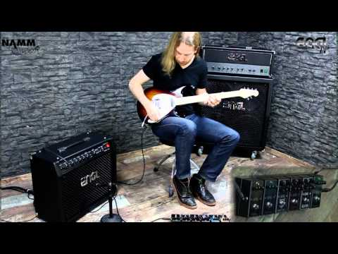 ENGL TV - NAMM news 2016 with Marco Wriedt