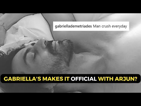 Did Arjun Rampal's rumoured girlfriend Gabriella Demetriades just make it official? Mp3