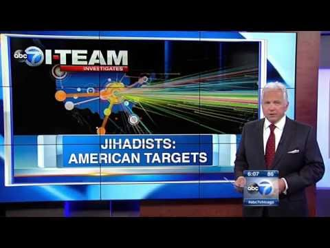 ISIS Targets US Airports and other soft targets in Terror Threats interview with Scott Mann