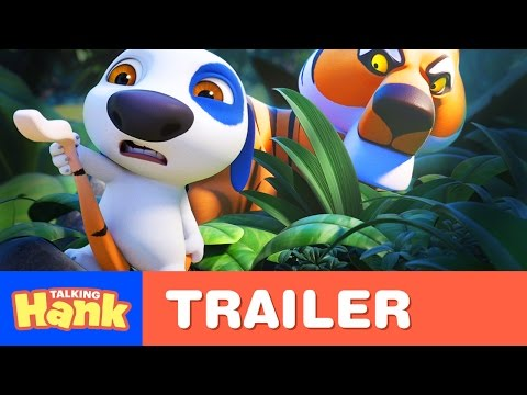 Thumbnail: My Talking Hank - Official Launch Trailer
