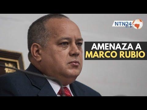 """Diosdado:"""" El puente fronterizo La Tiendita ha estado cerrado desde el 2016"""""""