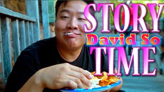 STORY TIME with David So Part 1 | Girlfriends, Dogs, Asians, Food