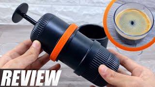 KFLOW Portable Coffee Maker Re…