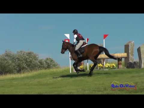 116XC Barbara Flynn on P K  Cooper Intermediate Cross Country Rebecca Farm July 2017