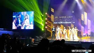 #24 Pauline Amelinckx - Ms. Sanmig Light | 50th Mutya ng Pilipinas 2018