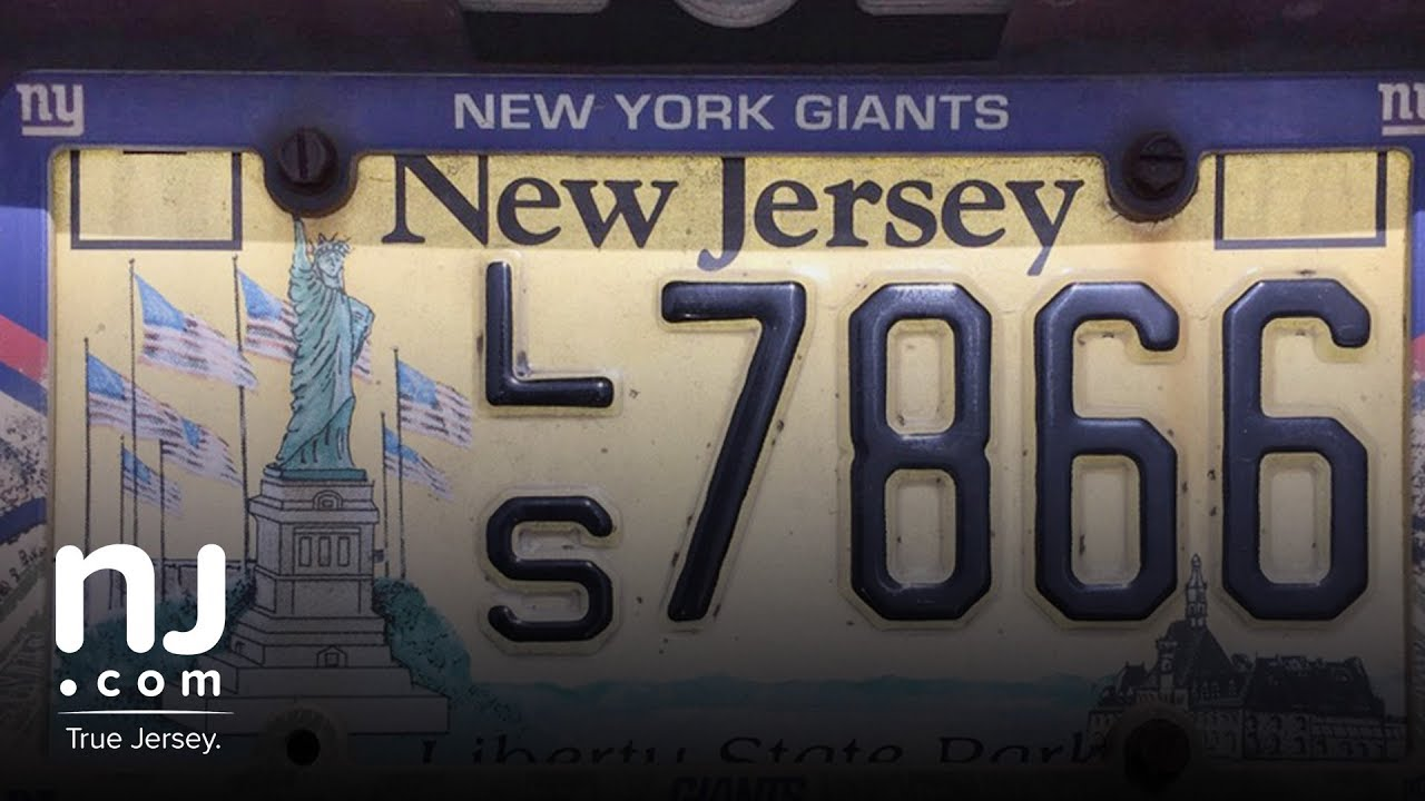 Having a fancy license plate frame could get you fined - YouTube