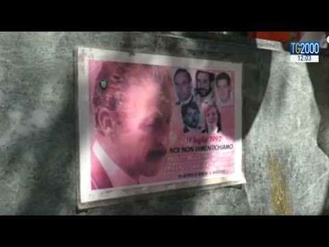 L'attentato di Via D'Amelio 27 anni dopo. Palermo celebra Paolo Borsellino e la scorta