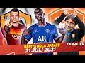 MU Belum Terima Tawaran Resmi dari PSG Soal Pogba🔴Timnas Belanda Incar Conte🔴Granit Xhaka ke Roma