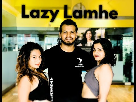 Lazy Lamhe| Zumba Dance Routine | Dil Groove Maare
