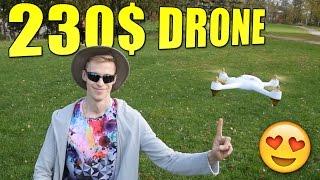 Hypätään 230$ Dronen yli... **ARVOSTELU**