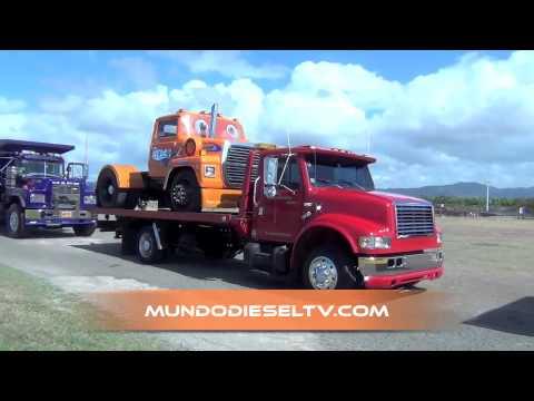 EL NEMO RACING LLEGANDO A SALINAS PUERTO RICO TRUCK SHOW