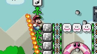 Download lagu 0 00005 Clear Rate Meet Mario Maker s Hardest Level MP3