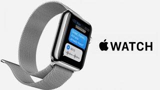 Apple Watch Stainless Steel + Milanese Loop Unboxing