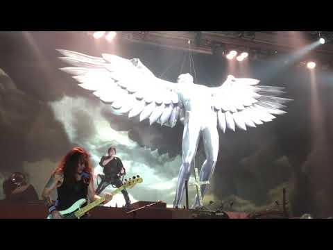Iron Maiden - Flight of Icarus live in Tallinn, Estonia 26.05.2018