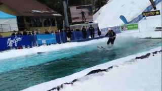 Co-Winner at Vail Colorado Pond Skimming Championship 2012 Thumbnail