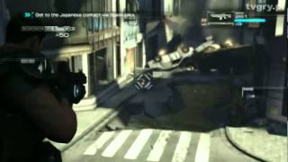 BINARY DOMAIN PL RECENZJA REVIEW PS3 PLAYSTATION 3 X BOX 360
