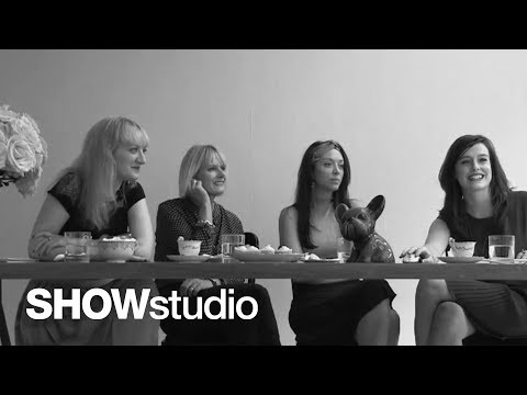 SHOWstudio: Jason Wu Spring/Summer 2013 Panel Discussion