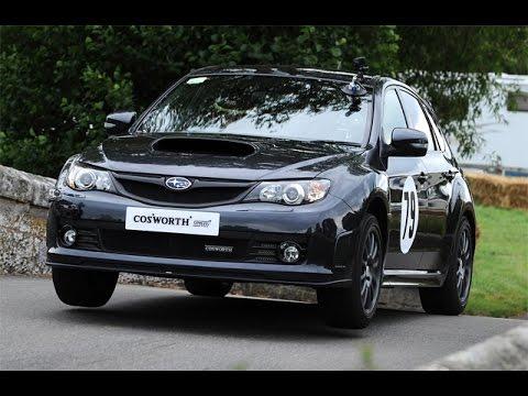 2017 Subaru Impreza STI CS400 2_5-litre turbocharged - full review ...