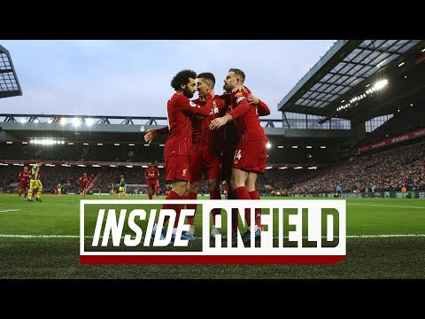 Inside Anfield: Liverpool 4-0 Southampton | TUNNEL CAM From Another Reds Win At Anfield