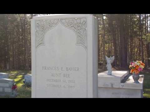 Frances Bavier's