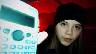 ASMR - Tapping, bruit de touches,...