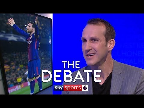 Are Man City the only team that can stop Messi & Barcelona? | Schwarzer & Sidwell | The Debate