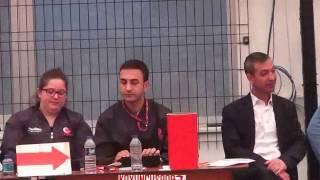 MALİYE PİYANGO - GAZİ BASKETBOL SK (U21-A E - 2 NİSAN 2017)