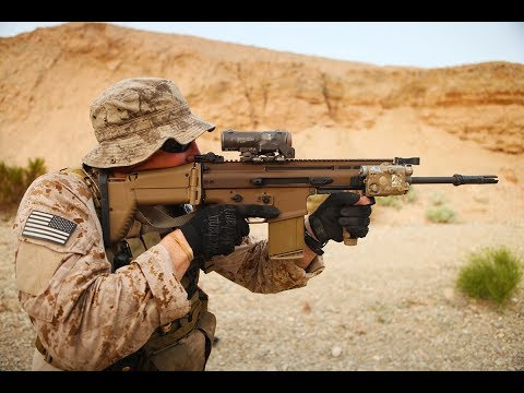 10 Deadly Assault Rifles HD