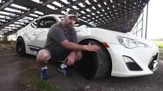 the fastest street tire yokohama advan neova ad08r tire test in a scion fr s