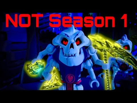 Ninjago Skeleton Episodes Were NOT Season 1 - YouTube