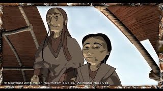 Native American Cartoon - Gifts of the Seven Grandfathers