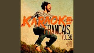 Les Choses De La Maison [Rendu célèbre par Claude François] (Karaoké Playback Instrumental)
