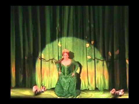 Morning Person - Shrek The Musical - Haven Burton