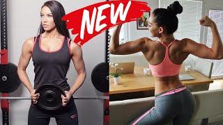 STEPHANIE DAVIS 💪Team BioTechUSA 💪 - Fitness Gym Workouts Motivation