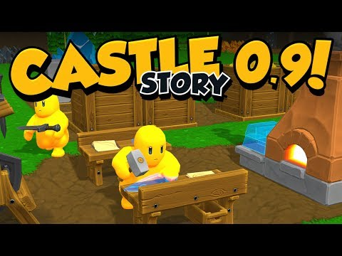 Castle Story 0.9 Update: What's new