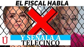Cárcel para Rocío, contar la verdad para seguir viva...? El fiscal habla