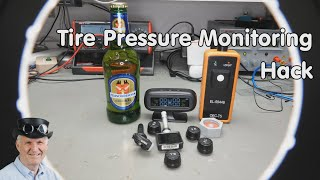 Measure Pressure Remotely (including TPMS Hacking / Attack)