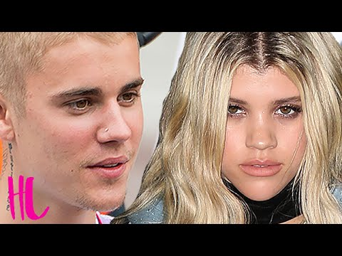 Justin Bieber Sings 'Happy Birthday' To Sofia Richie