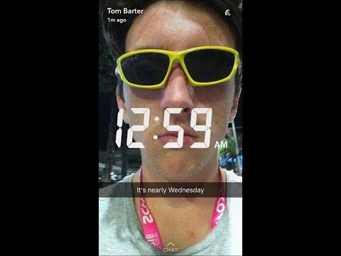 Tom Barter 2017 GPS Grand Final Highlights
